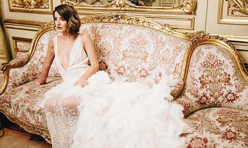 Así imaginamos el vestido de novia de la 'influencer' Alexandra Pereira (Lovely Pepa)