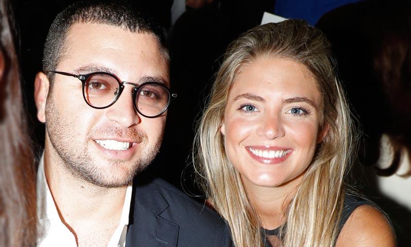 Una novia de tendencia: el look de Christina Mourad en su preboda con Elie Saab Jr.