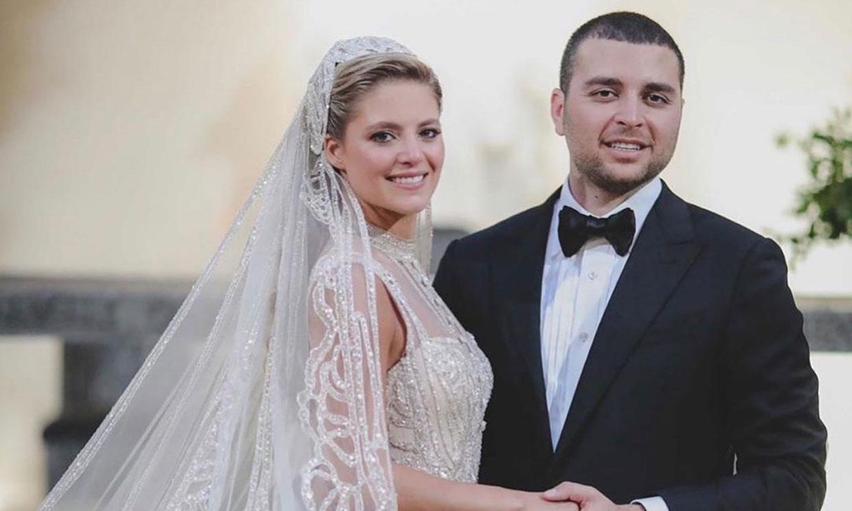 El impresionante vestido de novia de Christina Mourad: Alta Costura inspirada en Líbano