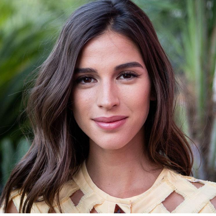 Sandra Gago inspira su segundo look nupcial en el de Meghan Markle