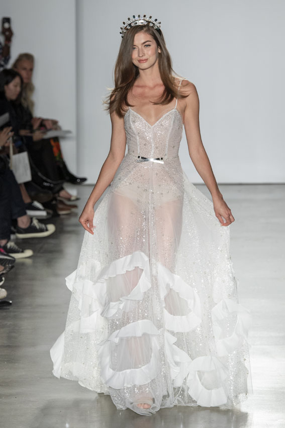New York Bridal Week: desfile de Inbal Dror Fall 2020