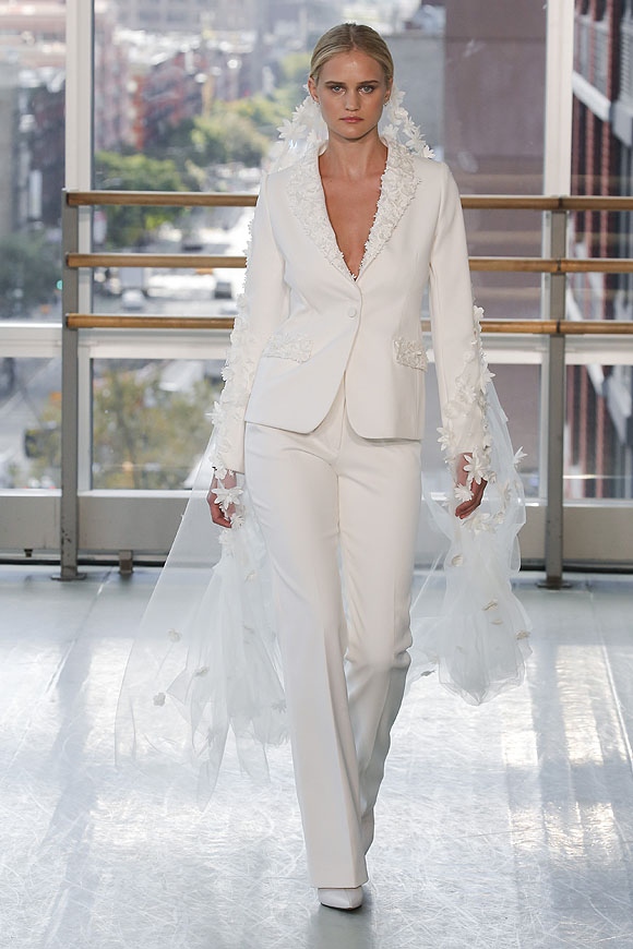 New York Bridal Week: desfile de Justin Alexander Fall 2020