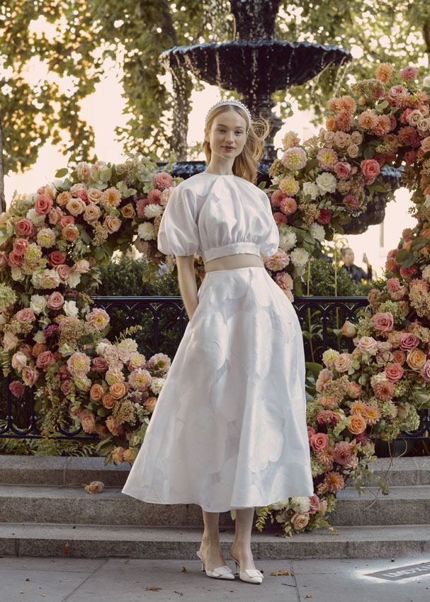 New York Bridal Week: desfile de Lela Rose Fall 2020