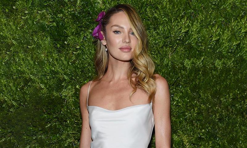 ¿Buscas un look de preboda diferente? Candice Swanepoel y Jasmine Tookes te ayudan
