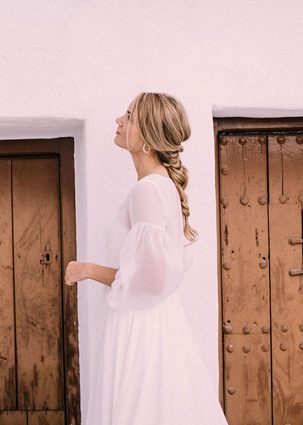 peinados novia tendencia