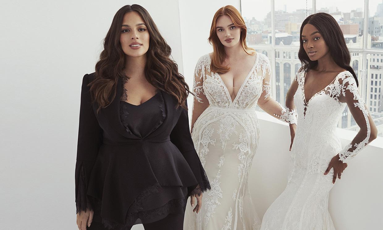 Exclusiva en HOLA.com: Ashley Graham y la historia del vestido de novia que inspiró su nuevo proyecto