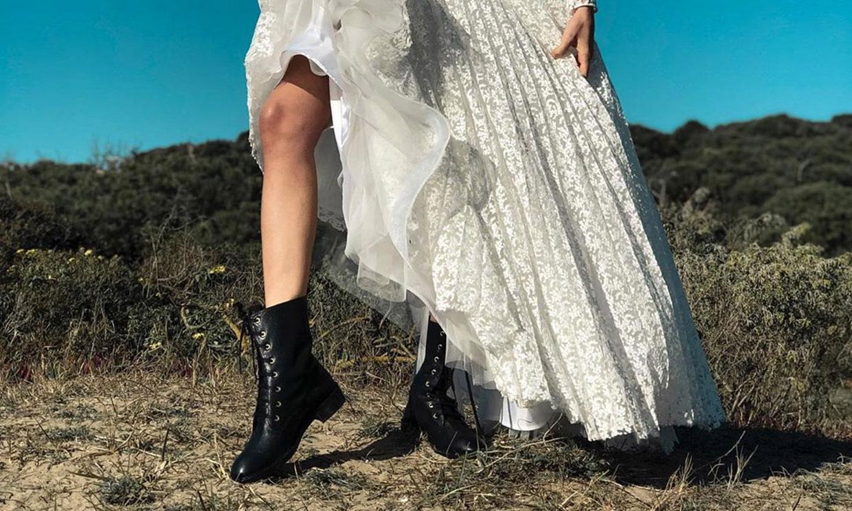 Zapatos de novia cómodos y de tendencia que no superan los 26 euros
