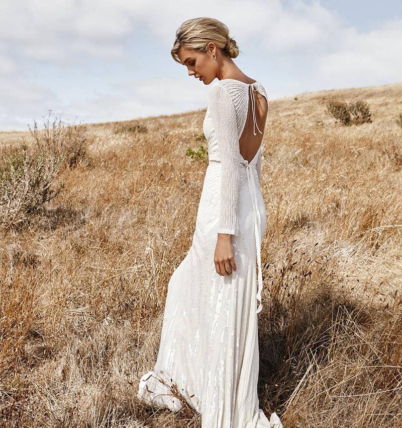 Imagen perfecta peinados para boda media melena Fotos de estilo de color de pelo - Peinados para novias con media melena - Foto 4