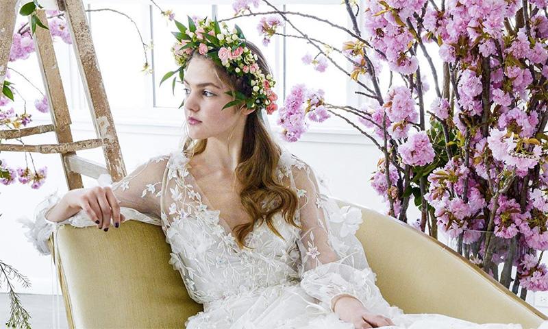 'Nail art' y manicura de color: así maquillarán las novias sus uñas en los próximos meses