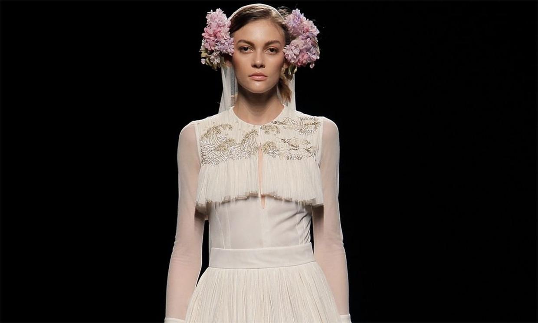 ¿Por qué no deberías guiarte solo por las opiniones de tus amigas al elegir el vestido de novia?