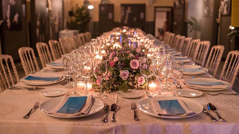 Catering y decoración de mesa 5