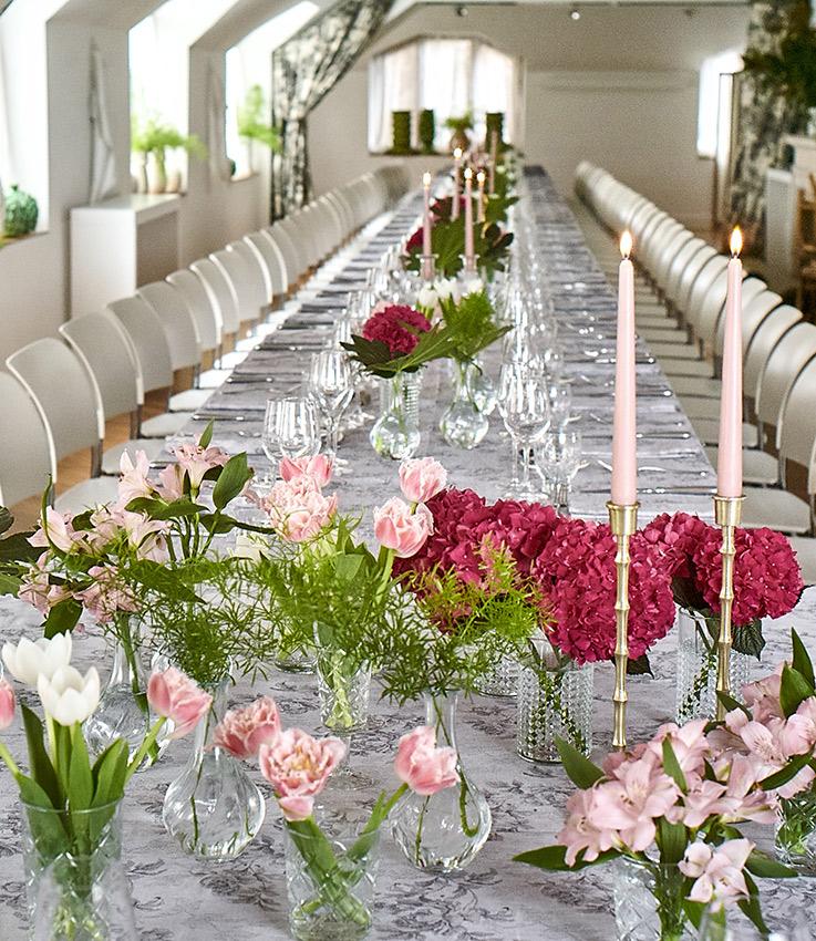 Catering y decoración de mesa 6