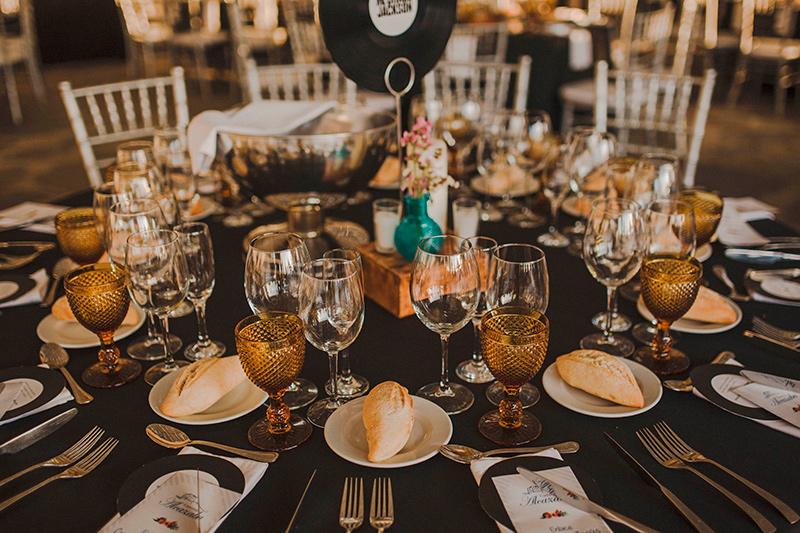 Catering y decoración de mesa 8