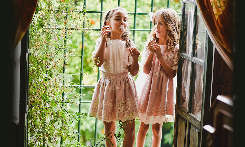Ideas para vestir a los pajes y damitas de tu boda sin importar la edad que tengan