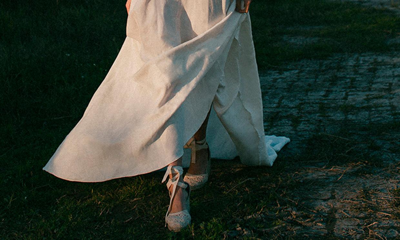 A cada vestido de novia unos zapatos: los diseños más especiales para cada look
