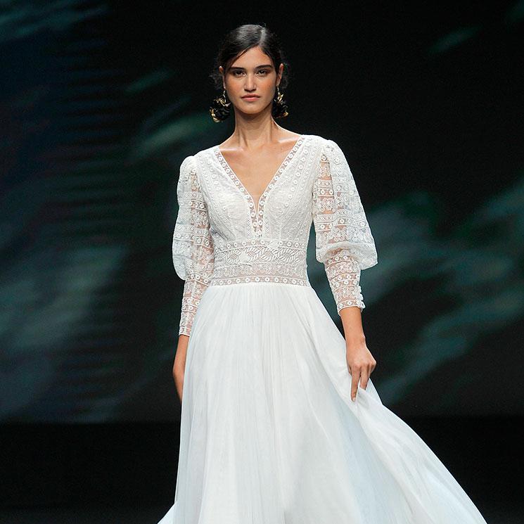 Vestidos 'boho' y tejidos sostenibles, la apuesta de Marylise & Rembo Styling para las novias