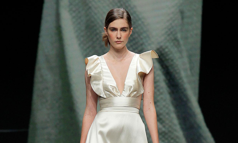 Territorio 'vintage': los vestidos para las novias más nostálgicas son de Poesie Sposa
