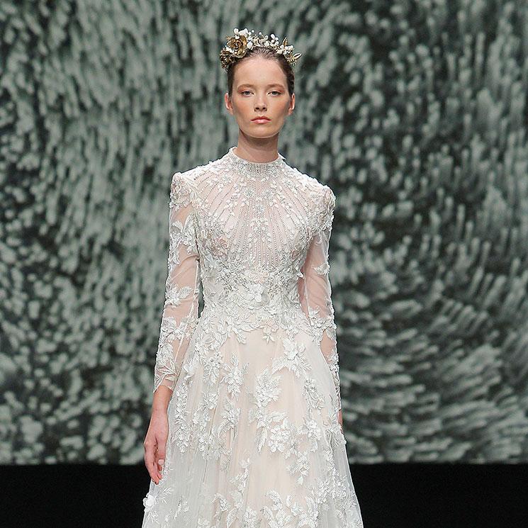 Vestal diseña los vestidos de aquellas novias que siempre se fijan en los detalles