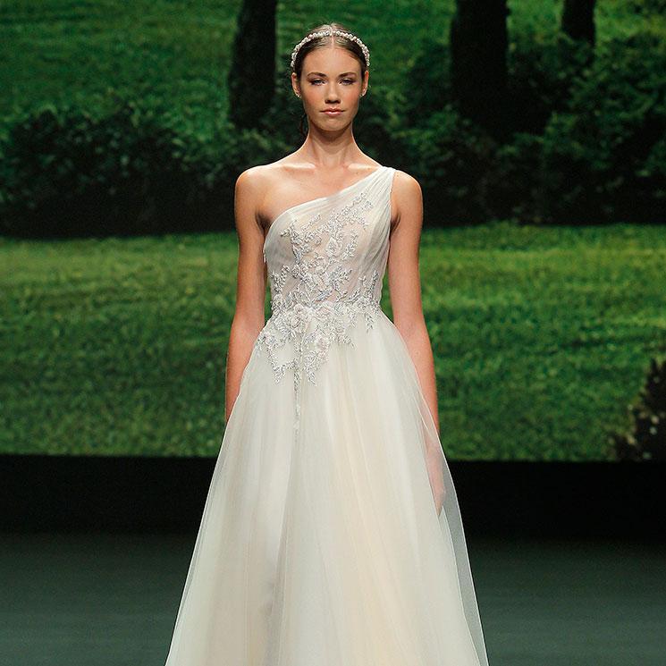 Nicole Milano viste desde Italia a las novias más románticas de todos los tiempos