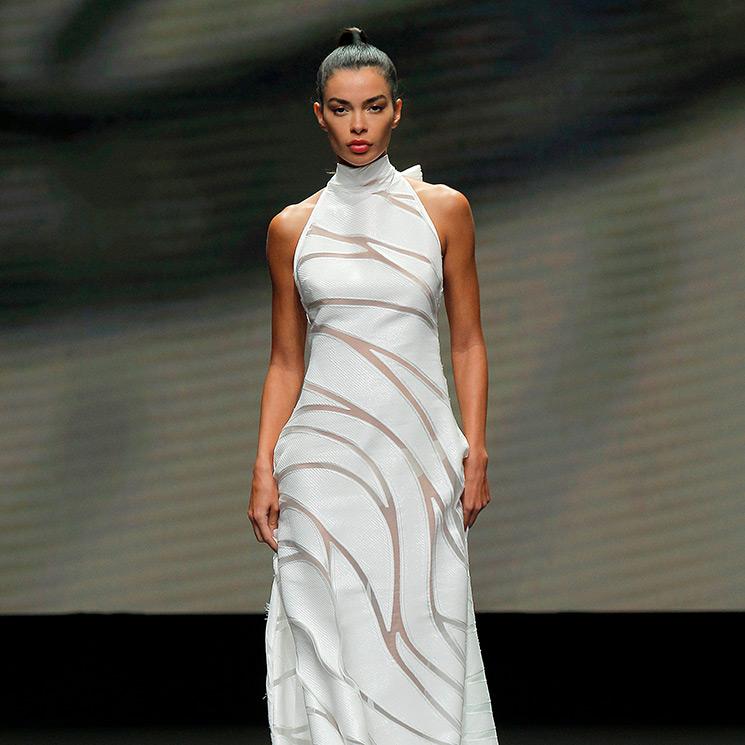 Looks futuristas para las novias de 2021, la propuesta de Olga Macià