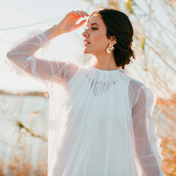 Los pendientes y anillos que mejor combinan con cada vestido de novia