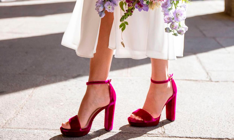 Hazte con los zapatos de novia que también te valdrán para diario