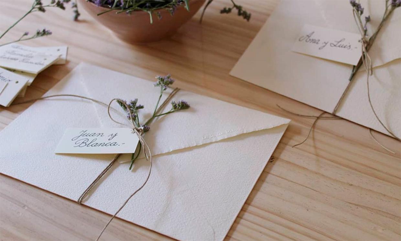Del texto al diseño: todo lo que debes tener en cuenta al elegir tus invitaciones