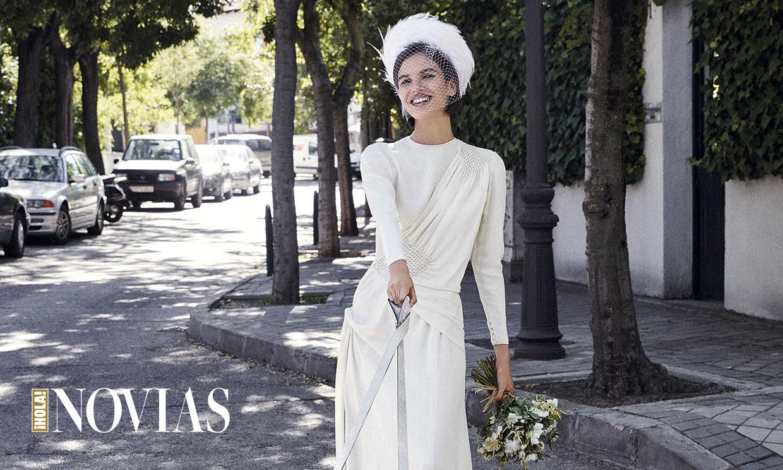 Los vestidos de novia más especiales si celebras tu boda en la ciudad