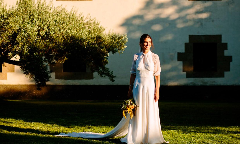 Los vestidos de novia que han enamorado a la diseñadora Beatriz Álvaro