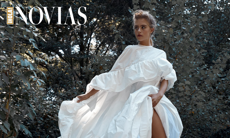 Románticos y ultra femeninos, los vestidos más bonitos los verás en ¡HOLA! Novias