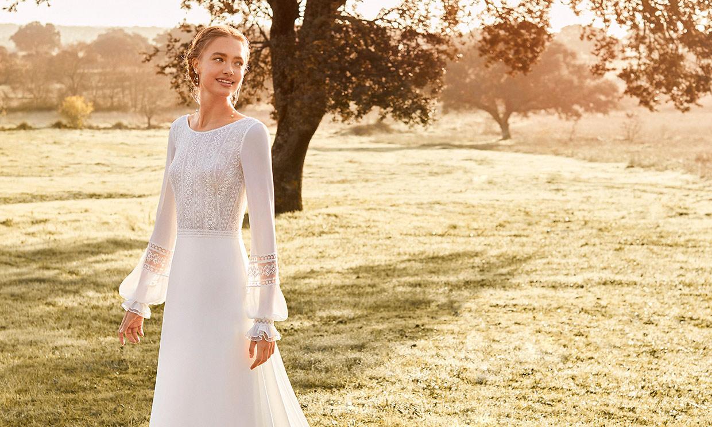 ¿Te casas en 2021? El vestido de novia que necesitas según el mes de tu boda