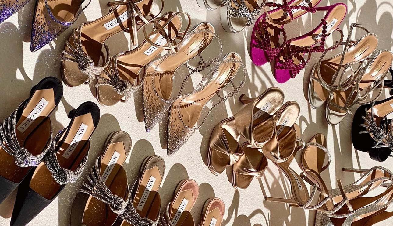 Zapatos de novia para estar cómoda y disfrutar de la boda