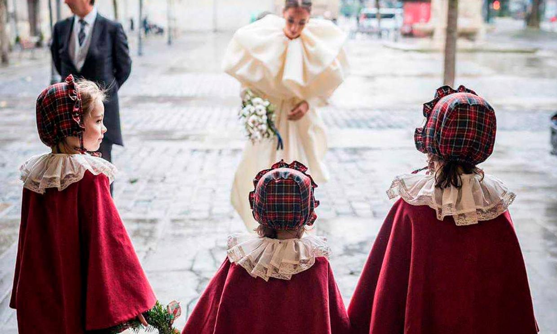 Looks de pajes y damitas 'made in Spain' que encantarían a Kate Middleton