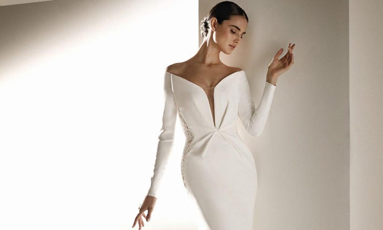Con estos vestidos sostenibles, bonitos y éticos serás la novia más 'eco-friendly'