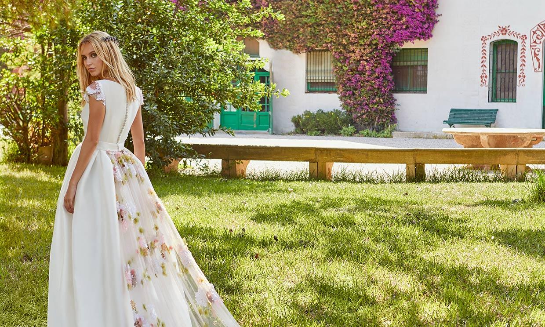 Crepé, seda, organza… ¿Sabes cuál es el tejido perfecto para tu vestido de novia?