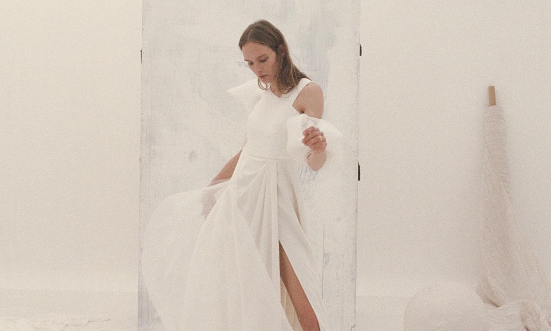 Los vestidos para novias románticas que sueñan con una boda única
