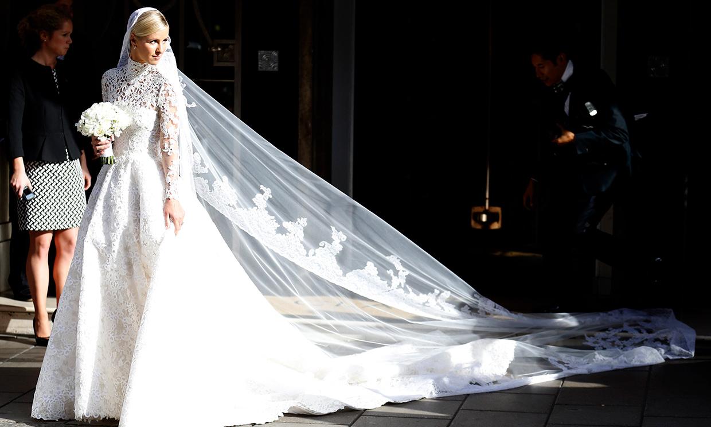 Nicki Hilton, Laura Ponte o Kate Moss, así se lleva el velo mantilla
