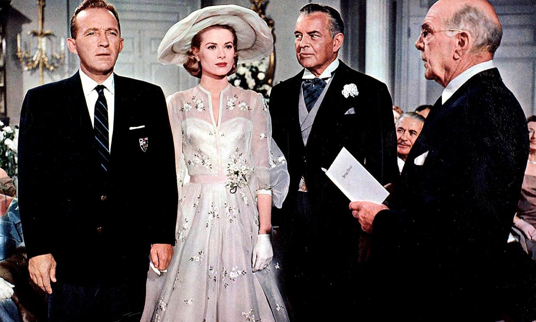 La mejor inspiración para tu vestido de novia la sacarás de estas películas