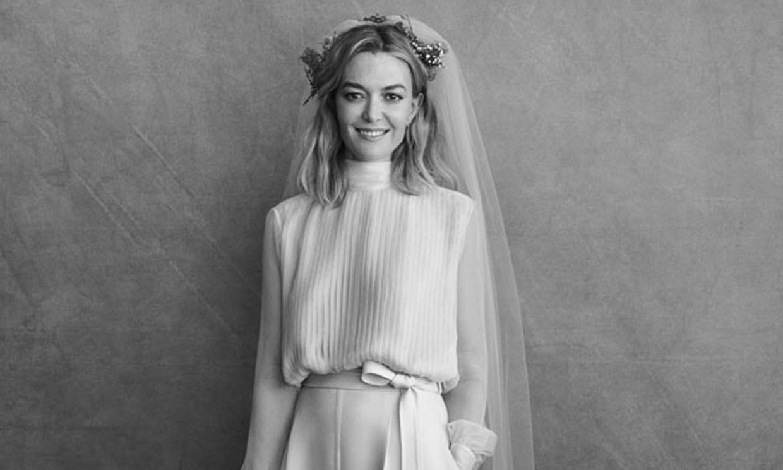El famoso look nupcial de Marta Ortega ahora inspira a novias e invitadas