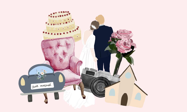 11 pasos que toda experta sigue en la organización de una boda