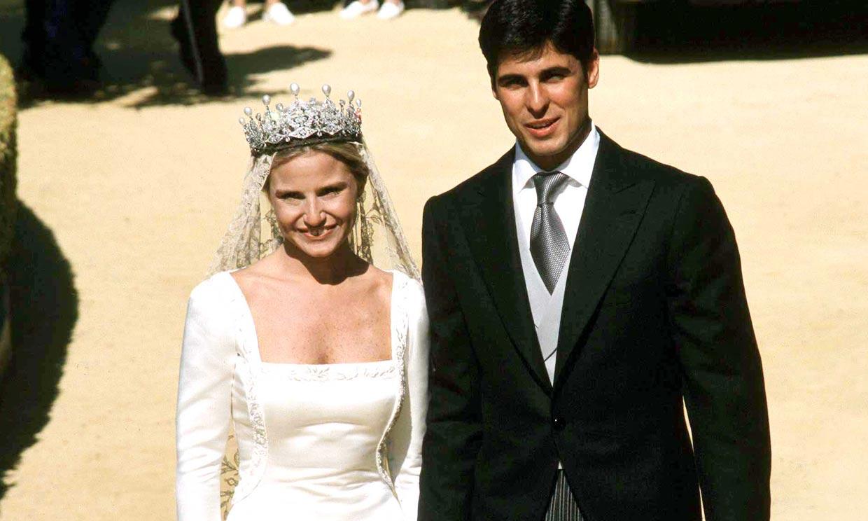 Los fabulosos vestidos que han lucido las novias de la Casa de Alba