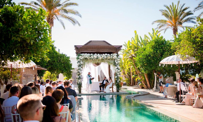 Todas las claves de experto para organizar la mejor boda al aire libre