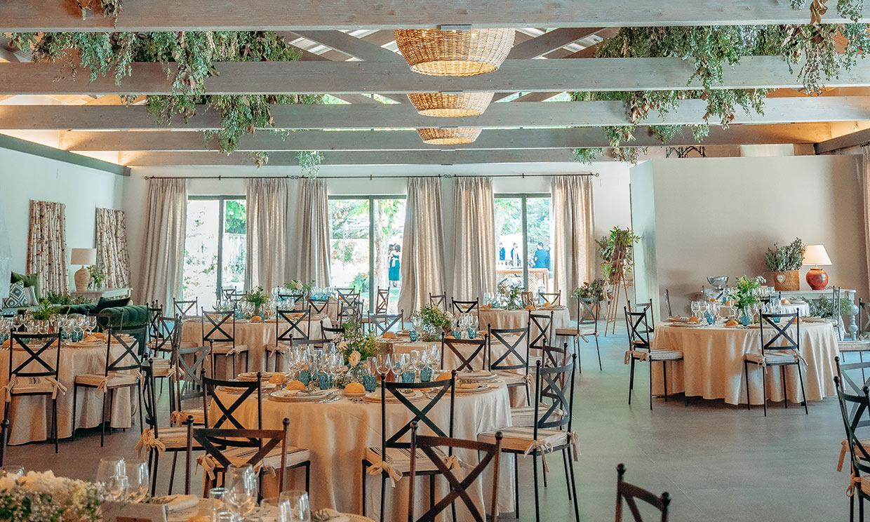 Seis espacios de boda sobre los que oirás hablar mucho en los próximos meses