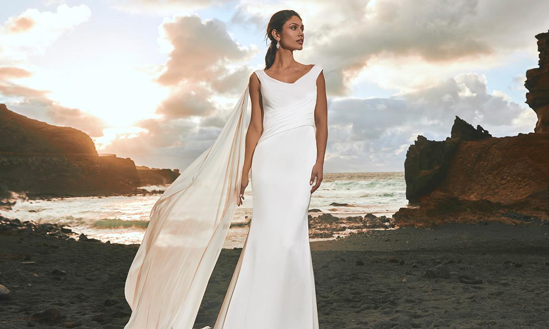 Los vestidos de novia del 2022 nos invitan a soñar con bodas aun más preciosas
