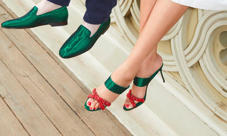 Sandalias de tacón medio para novias: la opción cómoda y de tendencia