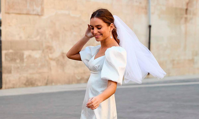 Los looks de novia más bonitos que puedes encontrar en las rebajas