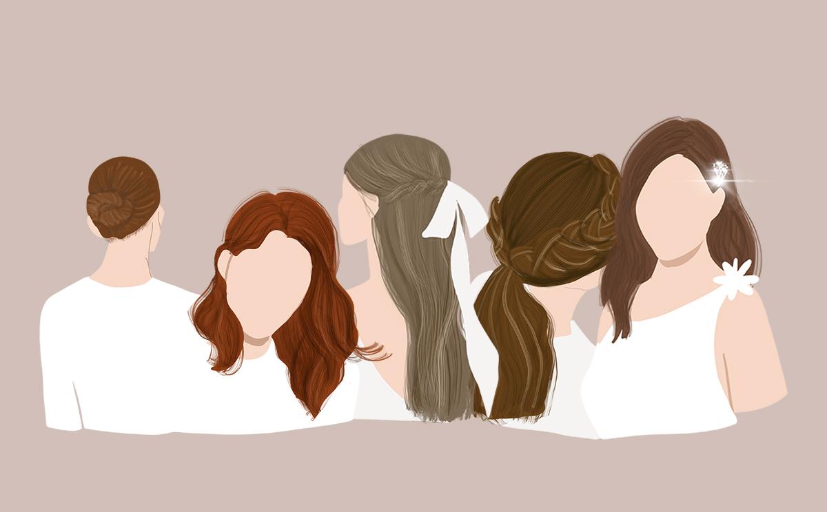 Encuentra tu peinado de novia ideal según tu estilo