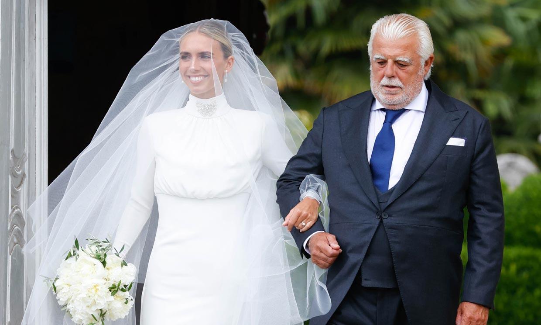 Hablamos con Jorge Acuña, el diseñador más buscado tras la boda de Lucía Bárcena
