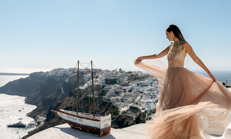 En busca de un vestido de novia sostenible y 'made in Spain'