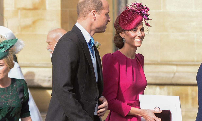 Los mejores looks lisos de Kate Middleton inspiran a las invitadas perfectas